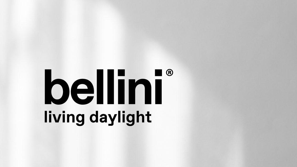 Restyling corporate identity - Bellini SRL Living daylight.